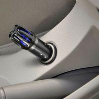 سيارة ميني لتنقية الهواء 12V البسيطة أنيون السيارات السيارات الهواء النقي الأيونية لتنقية الأكسجين بار الأوزون المؤين نظافة سيارة الهواء المعطر
