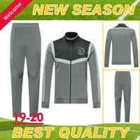 2019 Ajax soccer Jacket Tracksuit 19 20 chandal Real Madrid ...