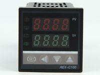 RKC Rex-C100 REX-C100FK02-V * AN DA Цифровой PID Контроллер регулятора температуры Термостат Термостат SSR Выход 0-400 градусов K Тип ввода