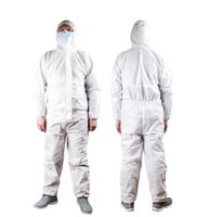 Disposable Protective Clothing One Time Waterproof Non Woven...