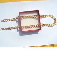 قلادة 60 سنتيمتر 14 كيلو الصلبة الذهب الانتهاء من جودة عالية رجل كوبا كبح الرابط سلسلة سميكة