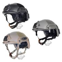 FMA Marítima táctico Casco protector para el paintball M / L L / XL