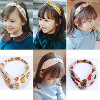 baby turbans cute Baby Headbands floral Girls Headbands Newb...