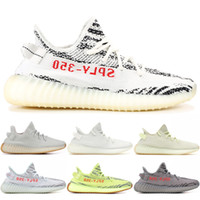 SPLY 350 V2 Zebra Semi Frozen Yellow Beluga 2. 0 Cream White ...