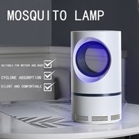 Low- voltage Ultraviolet Light USB Mosquito Killer Lamp Trap ...