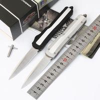 عنصر mt سكين جيب أسود d2 بليد سكاكين التلقائي بقاء سكين التكتيكية cnc التخييم الصيد edc سكين