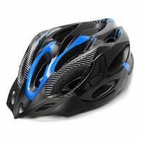 2020 HOT unisexe populaire Vélo Vélo Casque de protection intégré de sécurité Moulding Casque de vélo extérieur Shell avec la tête couverture