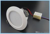 3W-18w levou downlight rodada de teto LED recesso lâmpadas SMD5730 plafond de luz para a iluminação interna certificado AC85-265V CE RoHs