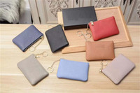 Chave bolsa moeda bolsa carteira carteira carteira designer zippy carteiras cartão titular saco de batom com caixa dustbag superior qualidade superior 12cm