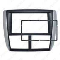 Car 2DIN Refitting Radio Stereo DVD Frame Fascia Dash Panel Installation Kits Conversion For Subaru Forester(09~13)/Impreza(07~12) #2073