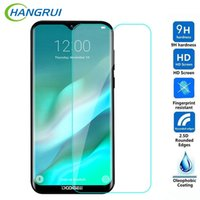 Hangrui Clear Tempered Glass For Doogee Y8 Screen Protector ...