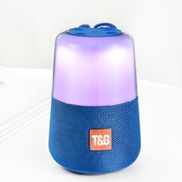 Smart LED Flash Light Bluetooth Speaker Portable Mini Outdoo...