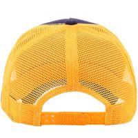 Moda-Nuevo Dragon Ball Z Mesh Hat Goku Gorra de béisbol de alta calidad Negro Amarillo Curvo Brim Snapback Cap Gorras Casquette