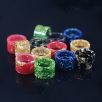 810 Epoxy Resin Drip Tip Wide Bore TFV8 BABY V2 Drip Tips Mo...