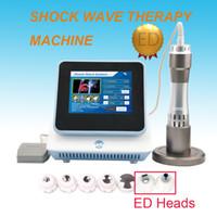 Fabrik-Preis !!! Effektive akustische Stoßwellentherapie Maschinenfunktion Schmerz Entfernung zur Behandlung der erektilen Dysfunktion / ED-Behandlung