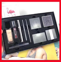 2019 new Famous Brand makeup set Eyeshadow mascara blush eye...