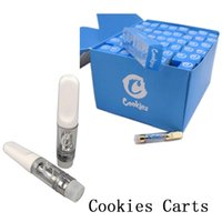 Cookies Carts 1. 0ml Ceramic Coil vape cartridge packaging 51...