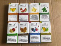 Myle Pods Newest for Myle Vape Starter Kits Empty Replacemen...