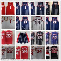 Cheap Wholesale A D Stitched Jerseys Top Quality Mens White ...