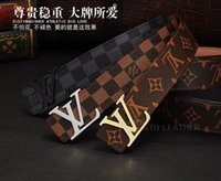 1314fashion brand designer luxury business belt gold and sil...