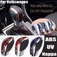 DSG обложка эмблема передач ручка ручки гандбола укладка автомобилей для Volkswagen VW Golf 6 7 R GTI Passat B7 CC R20 Jetta MK6