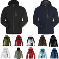 Le donne calde Softshell Jacket esterna uomini faccia sport cappotto donna sci escursionismo antivento uomini inverno Outwear Soft Shell trekking giacca Formato S-XXL