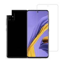9H Premium 2.5D Закаленное стекло экрана защитника для Samsung Galaxy A20E A01 A11 A21 A31 A41 A51 A71 A81 A91 200 шт. / Лот