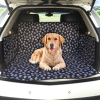 Pet Dog Cat Car Rear Back Seat Carrier Cover Mat Blanket Ham...