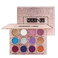 Hot 12 Color High- grade Glitter Powder Eyeshadow Super Flash...