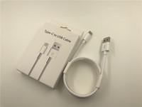 원래 A +++ 1M USB 케이블 충전 코드 충전기 새로운 소매 상자가있는 휴대 전화 용 녹색 인감 스티커