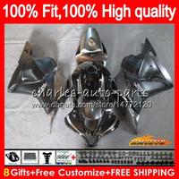 Injection für HONDA CBR 600 RR 600cc flat black 2009 2010 2011 2012 74NO.65 CBR600 RR CBR 600RR 600F5 CBR600RR F5 09 10 11 12 OEM Verkleidungs