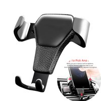 Universal Car Phone Holder Gravity Car Air Vent Mount In Car...