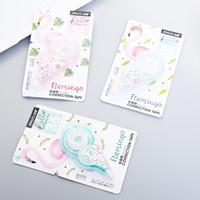 Корректирующие ленты для фламинго Мини Портативные продукты для творческого обучения Произвольная доставка Не выбранный Цвет Пластиковая упаковка Синий Розовый Зеленый