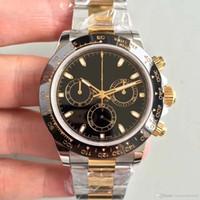 2019 горячей продажи DayDate Gold Men Geneva Watch Gold Roman циферблатом Мужские автоматические моды мужские Часы Наручные часы