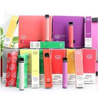 15 색 퍼프 플러스 일회용 vape 퍼프 바 플러스 3.2ml 사전 채워진 포드 550mAh 배터리 스틱 스타일 휴대용 ecig