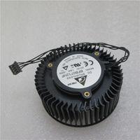 شحن مجاني BFB0712HF 65mm وبطاقة رسومات 12V 1.8A لNVIDIA GTX تيتان GTX980 980Ti مروحة تبريد 4PIN 4Wire