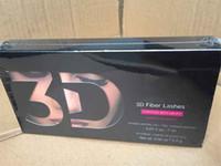 1030 Mascara 3D версия волокна решетки водонепроницаемые двойные туши 3d волокна ресницы набор макияж ресница