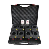 DHL / FedEx, beliebte 8cues-Brunnen Feuerwerksfeuersystem für Innen-, DZB01R-8