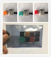 20 stücke Epacket 0,7 ml Leere Baumwollhülse Keramikhülsen für Juu Vape Pen Kit 280 mah Hülsen Tragbare Starter Kit Hülsen Drahtlose USB ladegerät