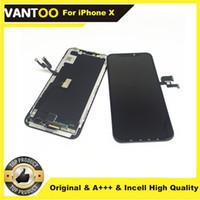 Premium Insell Kalite LCD Ekran Dokunmatik Ekran iPhone X XS XR XS Max 11 Fabrika Kaynağı Ücretsiz DHL