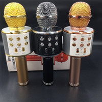 DHL WS- 858 Professional Bluetooth Wireless Microphone Speake...