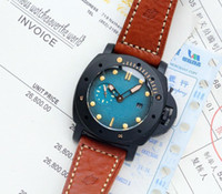 Men' s Watches Leather Watches 2020 Mechanical Movement ...