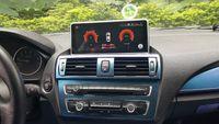 Android 9.0 4 + 64 8.8inch Car DVD DVD GPS Navigation Radio Audio Stéréo BT WiFi Mirror-Link Compatible pour BMW 2 Series F22 / F45 MPV (2013-2016) NBT