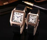 Nuovi modelli di esplosione del commercio estero prodotti di lusso casual cintura uomini e donne coppie guardare orologio da polso da uomo cinturino orologio da polso da donna