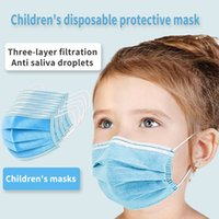 Student Mask three- layer protection 50pcs disposable protect...