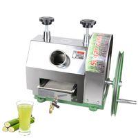 BEIJAMEI Exprimidor profesional de caña de azúcar / Máquina manual de jugo de caña de azúcar / Máquinas comerciales de extracción de jugo de caña de azúcar Precio