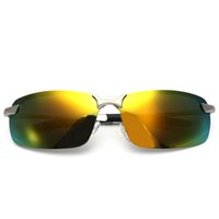 Herrenmode Polarisierte Fahrsonnenbrille Anti-Outdoor Sports UV-Brille