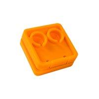 헤드폰 이어폰 이어 버드 실리콘 케이블 코드 랩 와인 더 조직자 홀더 유연한 케이블 관리를위한 마우스 MP3의 MP4