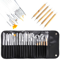 Dual-ended Dotting Pen Rhinestone Studs Picker Wax Pencil Crystal Beads Handle Nail Brush Painting Pen Nail Art Tool