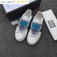 Liujingang6 0084 detachable embroidery patch upper SNEAKERS ...